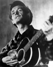 by: Courtesy of the Woody Guthrie Archives, Folksinger Woody Guthrie, shown here in a photo taken by Robin Carson, left his mark on Portland.