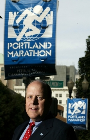 by: JIM CLARK, Race director Les Smith says the Portland Marathon wants to be the sponsor for the U.S. Army half marathon.
