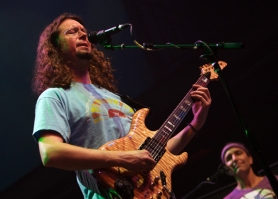 by: COURTESY OF DSO RECORDINGS, John Kadlicek of Dark Star Orchestra has made a career out of studying and interpreting the late Jerry Garcia.