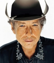 by: COURTESY OF COLUMBIA RECORDS, Bob Dylan takes the stage at the Memorial Coliseum on Wednesday, Oct. 7.