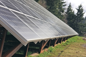 by: Jaime Valdez, The nation's first highway solar project at the Interstate 5 and Interstate 205 interchange in Tualatin has operated since 2008. While our opinion writers agree that Oregon should be a solar leader, there is disagreement about whether the current subsidies are justified.