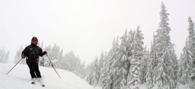 by: Kyle Green, Snow will be falling and Mt. Hood ski resorts opening in November, so buy your ski passes now.