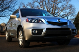 by: JONATHAN HOUSE, With its turbocharged engine, the 2010 Acura RDX is the antidote to  
