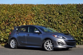 by: ANNI TRACY, Attention grabbing styling and attention demanding acceleration meet  