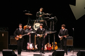 by: Courtesy of RAIN, RAIN is bringing its Beatles' revival to Keller Auditorium starting Tuesday, Dec. 29.