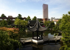 by: JIM CLARK, The Lan Su Chinese Garden in Old Town is celebrating its 10th anniversary with 10 days of free admission this month.