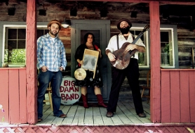 by: COURTESY OF Todd Fox, The Rev. Peyton's Big Damn Band's stripped-down songs on their album The Whole Fam Damnily are meant to be performed live. The band's raucous shows have become the stuff of legend. They will smoke the stage at Dante's on Jan. 16.
