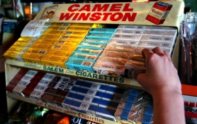 by: L.E. BASKOW, A My View writer believes that higher cigarette prices and public education about the dangers of tobacco and secondhand smoke are the most effective ways to get Oregon smokers to quit.