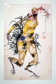 by: © Wangechi Mutu, The Portland Art Museum presents DISQUIETED, an exhibition showing through May 16 that brings renowned artists from four continents together to respond to our tumultuous and troubling decade.