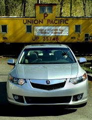 by: L.E. BASKOW, Acura ups the ante by adding its potent V6 to the 2010 TSX option list.