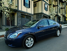 by: L.E. BASKOW, Nissan's bread-and-butter Altima does just about everything well.