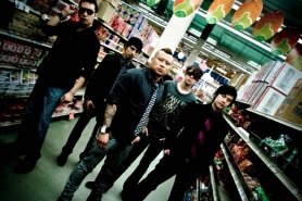 "by: COURTESY OF ELLE HARRIS, The Slants' latest release, ""Pageantry,"" combines the very best of Joy Division, Depeche Mode and The Killers — with an Asian twist."