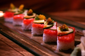 by: JONATHAN HOUSE, Bamboo Sushi is one of 50 restaurants committed to fighting childhood hunger April 26 at the 23rd annual Taste of the Nation Portland culinary event.