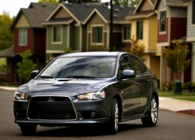 by: L.E. BASKOW, Mitsubishi has given the Ralliart bold looks and the power and handling to back them up.