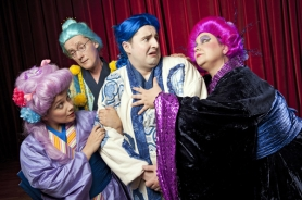 "by: COURTESY OF Steve Hambuchen, The University of Portland will host the popular Gilbert and Sullivan operetta, ""The Mikado,"" by Mock's Crest Productions, June 4 to 27."