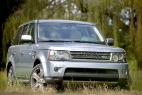 by: Christopher Onstott, The 2010 Range Rover Sport.