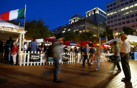 by: L.E. BASKOW, The 19th annual Festa Italiana takes place at Pioneer Courthouse Square Aug. 26 to 28.