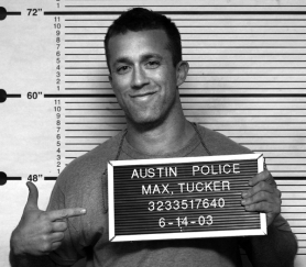 by: COURTESY OF BWR Public Relations, Tucker Max was nominated to be one of  Time's most influential people in 2009 – but that doesn't mean you have to like him.