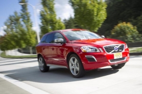 by: CHRISTOPHER ONSTOTT, R-Design features pump up the look and performance of Volvo's compact  