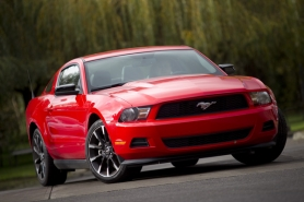 by: CHRISTOPHER ONSTOTT, The retro look of the 2011 Ford Mustang captures the spirt of the America's original Pony Car, regardless of whether you choose the new V6 or V8 engine.