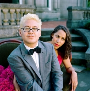 by: COURTESY OF Autumn de Wilde, Portland's own Pink Martini will raise a glass (and perform) at the Schnitzer on New Years Eve.