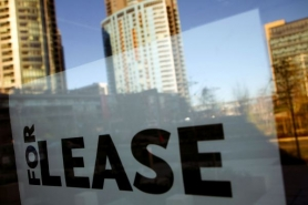 by: Christopher Onstott, Several recent reports show that the recession has hurt Portland more than other parts of the nation. Evidence of a lagging economy can be seen in the emerging South Waterfront area, where retail spaces are vacant.
