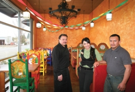 by: Jim Clark From left, Miguel Conseco, Ana Hernandez and Alberto Hernandez of Andale Andale.