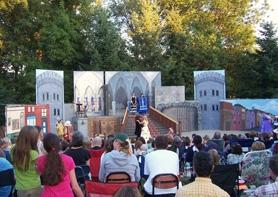 "by: Submitted photo SUMMER FARE – One of the plays presented by Willowbrood students was ""Beauty and the Beast."""