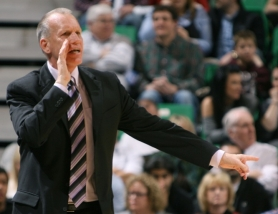 by: MELISSA MAJCHRZAK Philadelphia 76ers coach Doug Collins calls out directions during a March 14 game at the Utah Jazz.