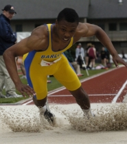 by: file photo Barlow senior Arthur Delaney is the reigning 6A champion in the 100 and 200 sprints.