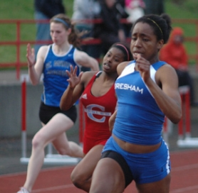 by: file photo Gresham's Ify Onyima missed the state title in the 200 last season by .05 hundredths.