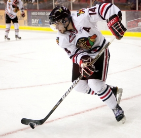 by: Christopher Onstott Craig Cunningham, a center with 42 points in 35 games since coming to the Winterhawks this season, has appeared in 58 playoff games during the past four seasons with Vancouver.