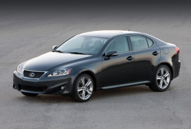 by: Courtesy of Michael Dobrin PR Nothing feel entry level about the Lexus IS 250 AWD, one of the least expensive all-wheel-drive sport sedans on the market.