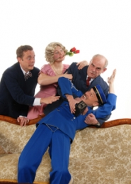 "by: Lakewood Center for the Arts ""Lend Me A Tenor"" runs through April 17 at the Lakewood Center for the Arts."
