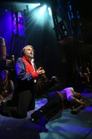 by: Contributed photo Oregon-based Broadway actor Douglas Webster, who has portrayed Jean Valjean on a national tour of 'Les Miserables,' plays the title role in East Hill's 'Valjean.'