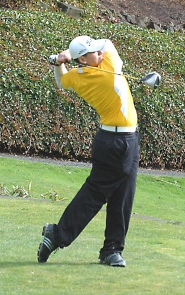 by: John Brewington MEDALIST–St. Helens' Eddie Martinez topped the field on Monday at Glendoveer.