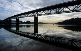 by: file photo The Sellwood Bridge.