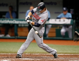 by: J. MERIC Trevor Crowe, Cleveland Indians outfielder from Westview High, is expected to miss the season because of rotator-cuff surgery.