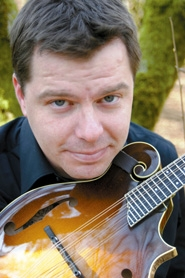 by: Submitted photo World renowned mandolinist Brian Oberlin will join with local bluegrass group Kathy Boyd and Phoenix Rising in concert at the Tualatin Heritage Center, 8700 Sweek Drive, on Saturday, April 2.