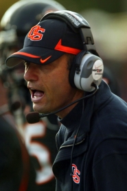 by: Tribune File Photo At Oregon State University, football coach Mike Riley and his nine returning assistant coaches pull in about $2.8 million total per year.