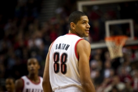 by: Christopher Onstott Nicolas Batum and the Trail Blazers go into the closing week of the NBA regular season with a shot at finishing sixth, seventh or eighth in the Western Conference.