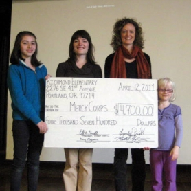 by: Courtesy of Richmond School 