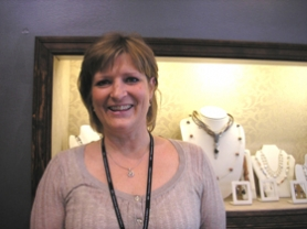 by: ELLEN SPITALERI Patti Hoag, owner of Lake Oswego Jewelers, will re-ceive Clackamas Women's Services' Triumph Award at the 25th annual Heroes of Hope banquet on Saturday.