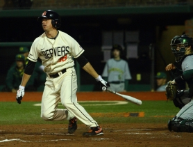 by: COURTESY OF OREGON STATE UNIVERSITY Ryan Dunn has sparked the Oregon State Beavers during their fast start in Pac-10 play.