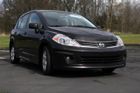 by: JAIME VALDEZ The Nissan Versa is a very easy car to live with, especially in these days of increasing gas prices.