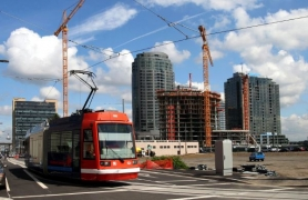 by: Tribune File Photo City councils in Portland and Lake Oswego will vote this week on plans to extend the streetcar line south along Highway 43. The streetcar was extended from downtown to the new South Waterfront District several years ago.