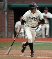by: ETHAN ERICKSON Jared Norris, senior first baseman, says Oregon State's team chemistry is better this season.