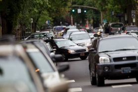 by: Christopher Onstott Under a proposed state regulation issued last month, Metro must craft two scenarios that lead to a 21 percent reduction, per person, in carbon emissions from passenger vehicles in the next quarter century. Letter writers weigh in on the controversial topic.