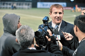 by: Jeffrey Basinger As coach of the Portland Timbers, Gavin Wilkinson gave a lot of interviews, many of which involved the performance of either his players or the referees.
