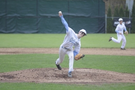 by: MATTHEW SHERMAN Levi Rudolph and the Lakeridge baseball team hope to wrap up the regular season with a win over Lake Oswego.